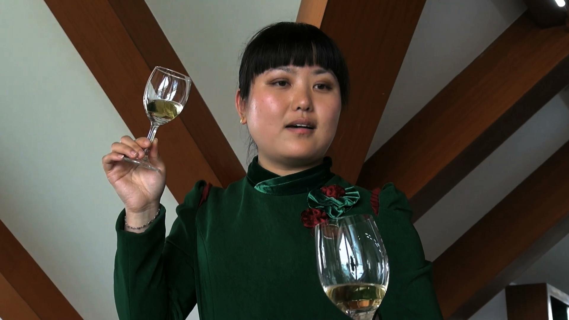 Du thé au vin, la Chine en mouvement