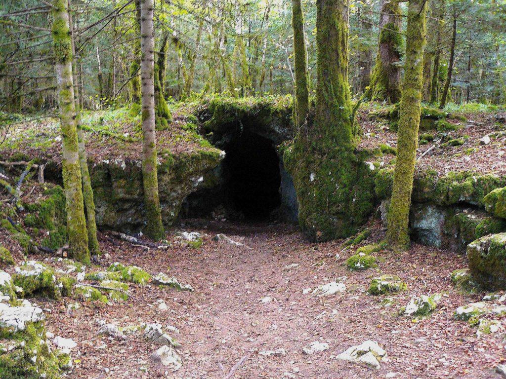 Grotte - Forêt des trolls