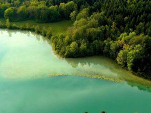 Sentier des lacs