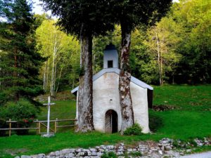 Chapelle - Forêt des trolls