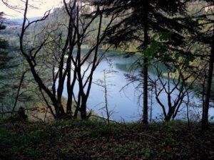 Point de vue sentier des lacs