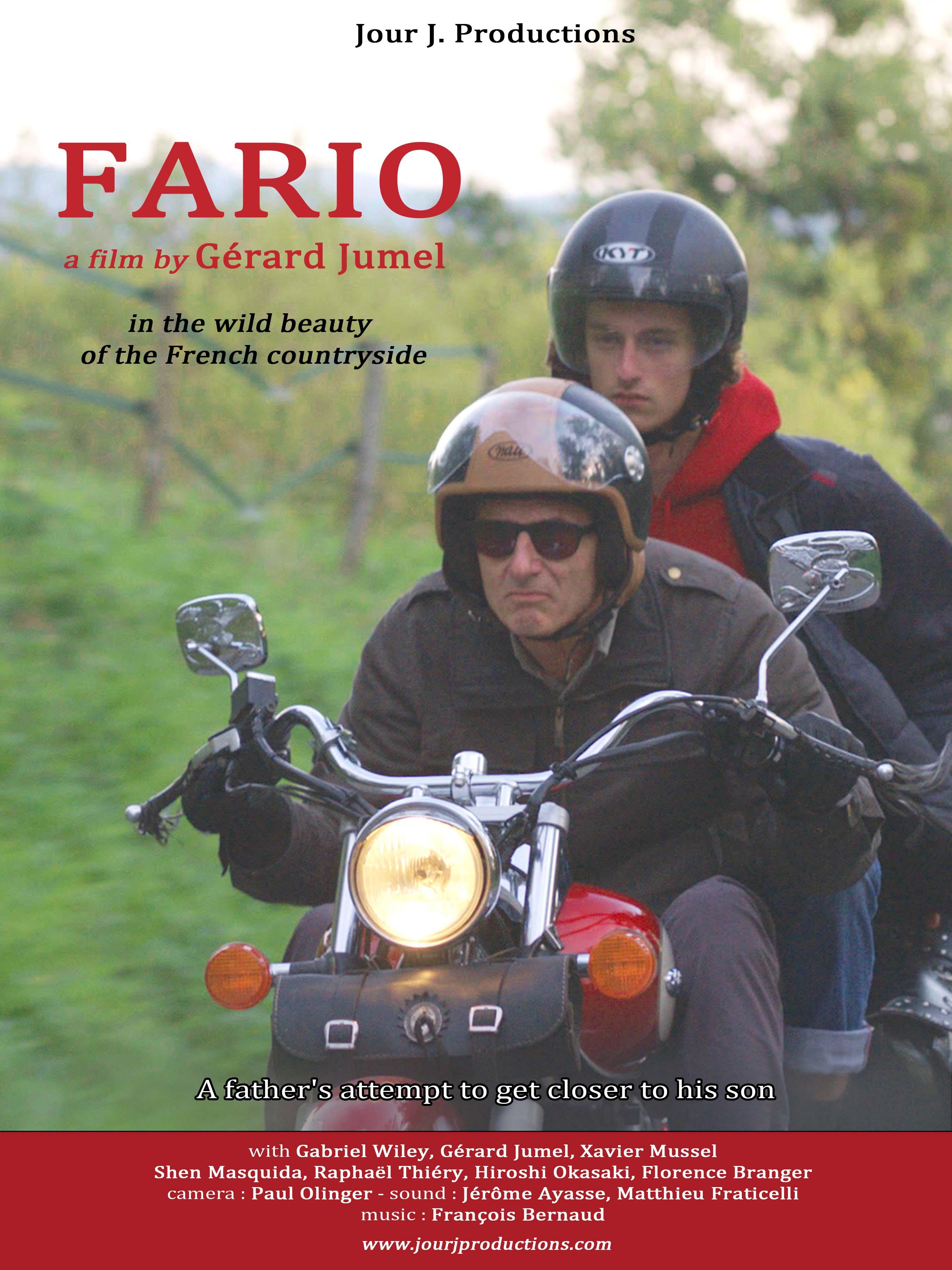Fario affiche VA mail